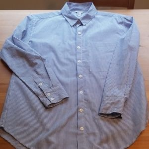 NWOT forever 21 button down stretchy blouse